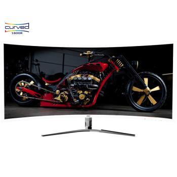 惠科(HKC)C340 34英寸100Hz刷新准4K高分1800R曲面电竞吃鸡游戏组装主机台式电脑显示器(HDMI/DP/DVI)优惠券