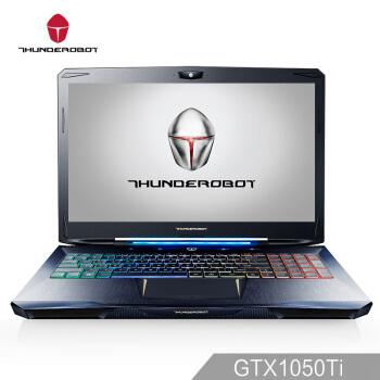 雷神(ThundeRobot)911Targa曜蓝版B85 15.6英寸吃鸡游戏本(I7-8750H 8G 128G SSD+1T GTX1050Ti 4G IPS)优惠券