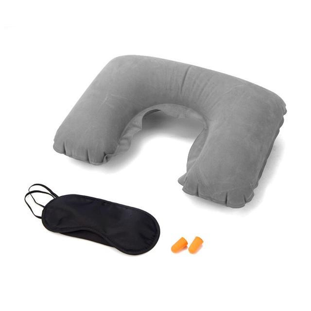成功人士必备旅行三件宝 U形枕耳塞眼罩套优惠券