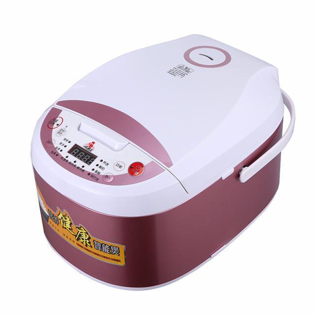 【超大容量】小霸王电饭煲锅5升家用智能全自动优惠券