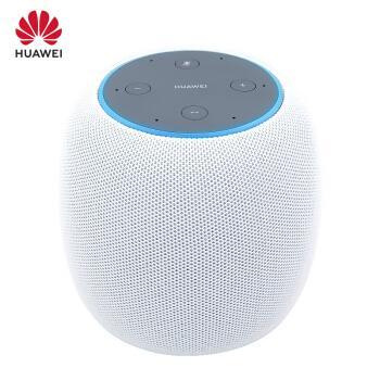 华为(HUAWEI)智能音箱 小艺音箱 人工智能AI音箱 WiFi蓝牙音响 丹拿联合调音 声控家电 星云白优惠券