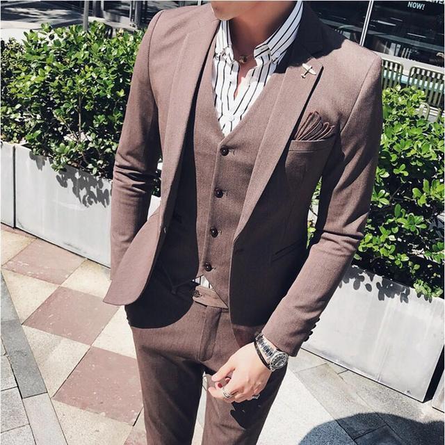 商务型男必杀技,高品质正装西服怎么挑选