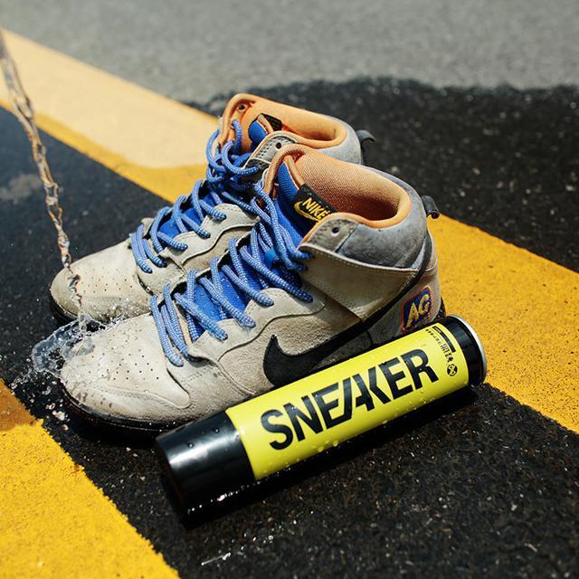 SNEAKER纳米鞋面防水喷雾剂翻毛皮鞋雪地靴防尘防污防水洗鞋喷雾优惠券