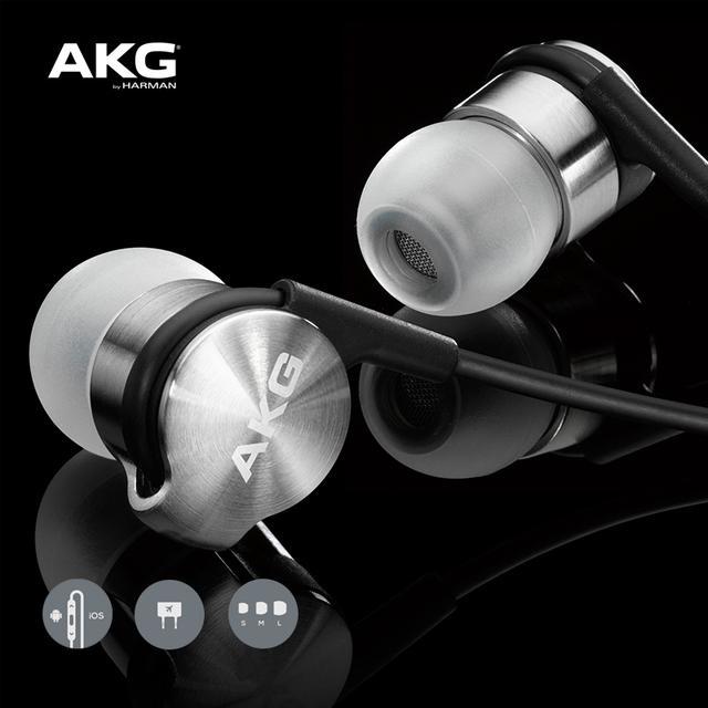 AKG/爱科技 K3003I入耳式三分频男女通用HIFI经典热销耳机优惠券
