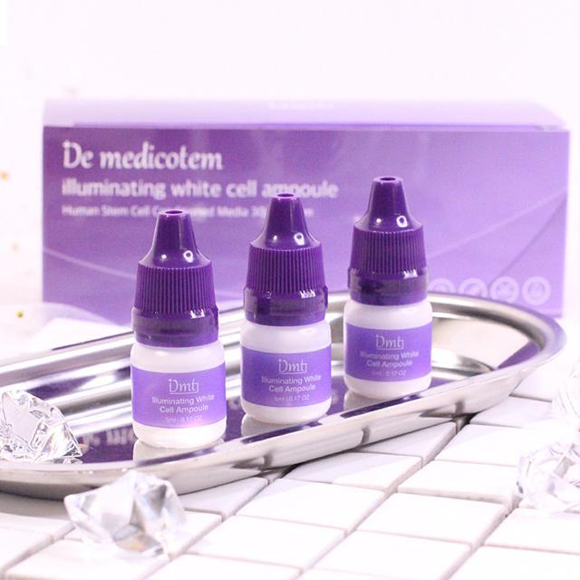 【打造水光素颜肌】韩国精华液5ml 补水美白淡化修复改善肌肤优惠券