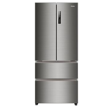 海尔( Haier) 453升无霜变频四门冰箱 冷藏三档变温 新国标一级节能 双直开式抽屉 BCD-453WDVS优惠券