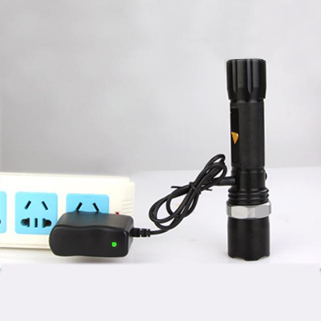 车玛仕 铝合金强光手电筒安全锤手电C070优惠券
