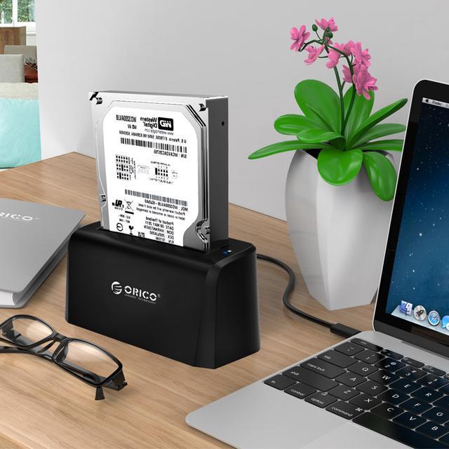 ORICO硬盘座USB3.0移动硬盘盒2.5/3.5寸台式机笔记本通用硬盘底座优惠券
