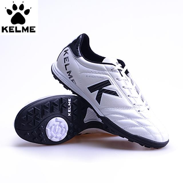 KELME/卡尔美 足球鞋 男TF/AG人造草地 袋鼠皮 训练鞋 K90优惠券