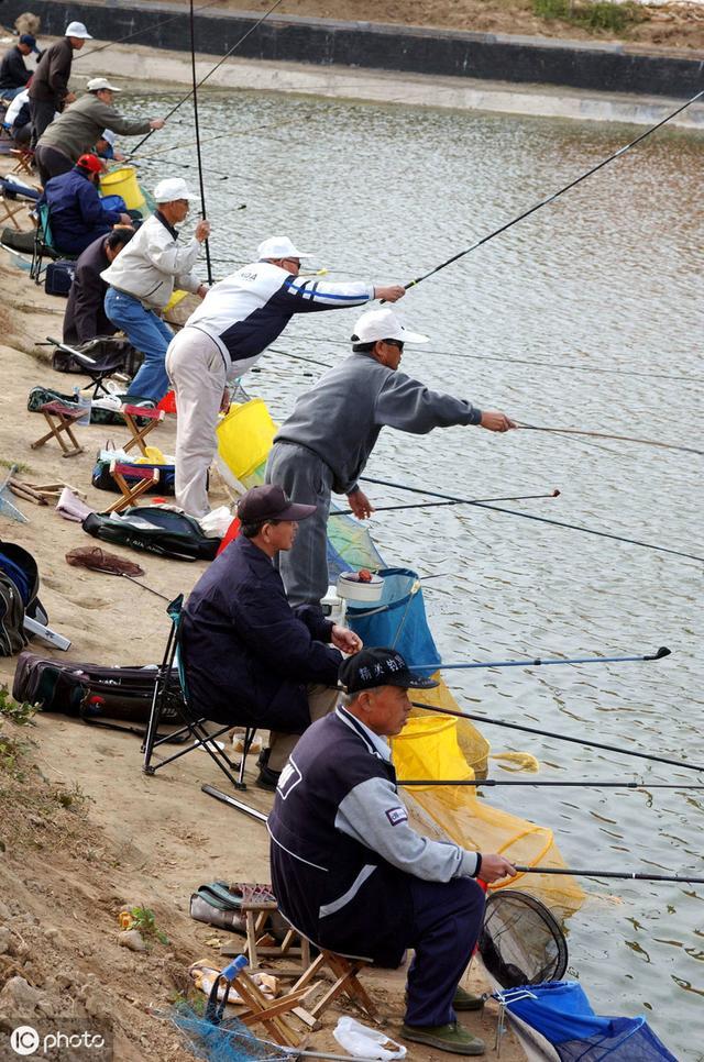 往水里倒3滴,1个鱼塘的鱼聚过来,3小时斩获65斤鱼,新手都爆护