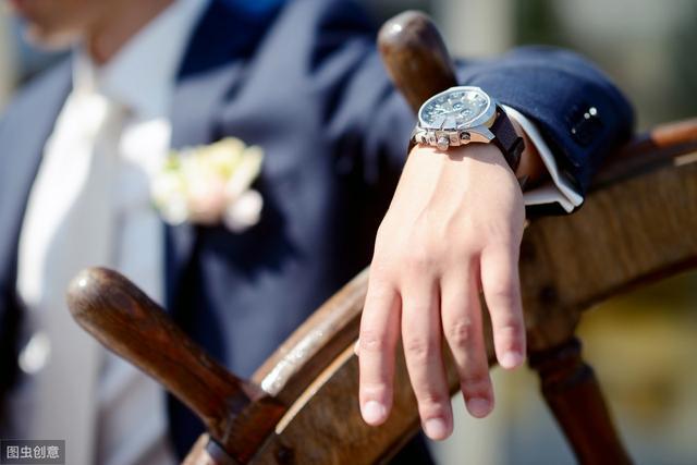 戴手表有什么意义?看时间是不重要的,别一问三不知