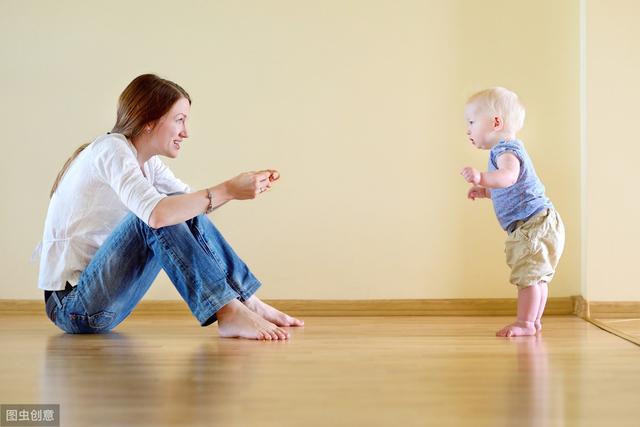 宝宝走路早晚和智商有关系吗?这样做,让宝宝走的又快又稳