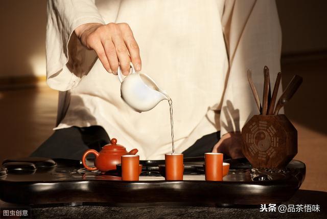 人到中年,喝茶就是最好的养生