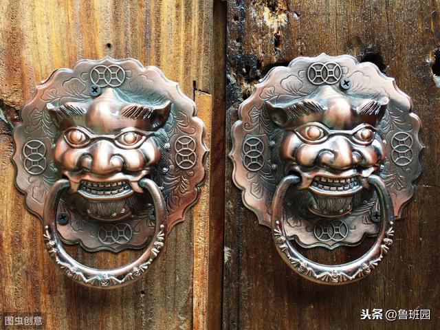 门上的艺术,不容忽视的五金拉手