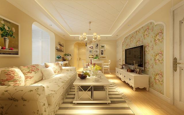 温馨的家里,有位温柔的老婆,听着迷人的HIFI音响