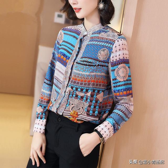 今年春天穿件魅力小春衫,减龄显瘦还百搭,尽显优雅气质