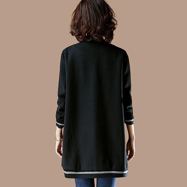 还有3天立冬,工资再低,也要有件,时髦外套,6070后穿洋气