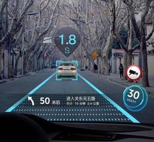 手机导航不兴了!换上抬头器,车速路况一目了然,开车安全又享受