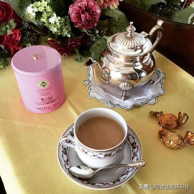 学会这2招,在家自制奶茶也能达到奶茶店的水准