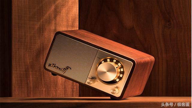 为音乐而生的收音机音响,给你带来不一样的年代感