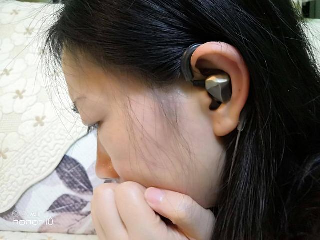 入门级HIFI耳机,徕声F100立体声耳机体验