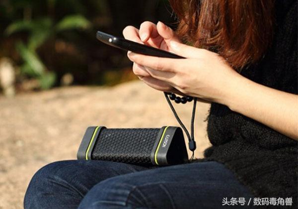 毒家说:这几款便携式蓝牙音箱,满足你户外各种听歌需求