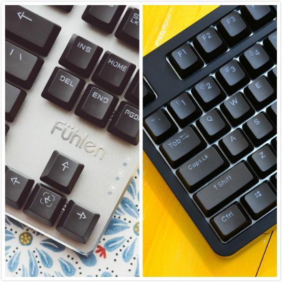 多个S差异明显,机械键盘小钢炮你会如何选?