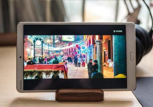 """华为平板M5引领科技趋势,极致影音体验后将支持""""很吓人的技术"""""""