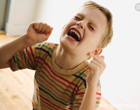 宝宝脾气大怎么办,记住这三点,让你应对自如!