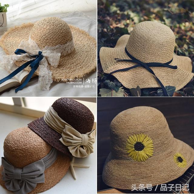 夏日防晒大作战,绝不可错过的九家帽子、防晒衣店铺合集!