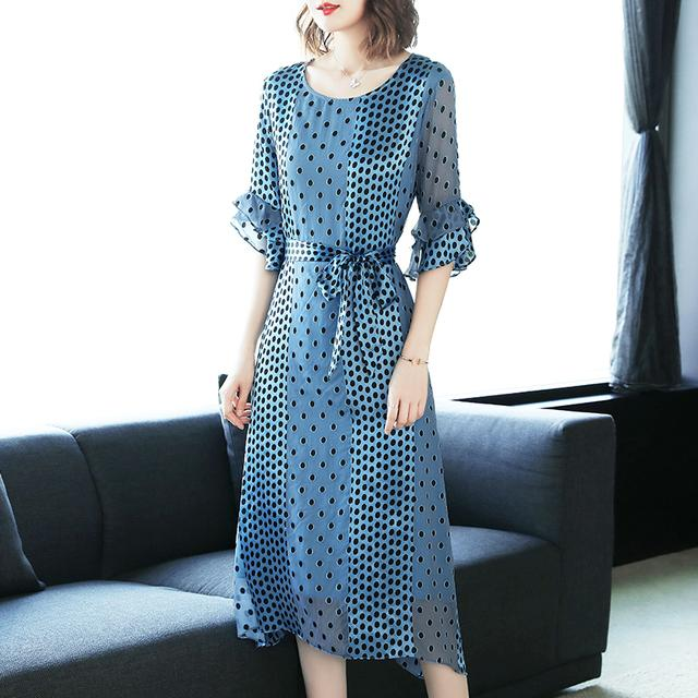 37到58岁女人穿特适合十条连衣裙,分分钟成为美丽风景线!