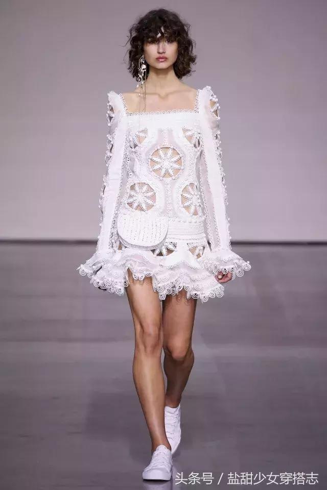 18年夏特美的几条裙子,第二条才是谁穿谁美!