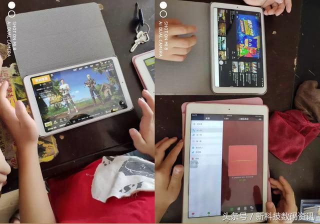 小米新款平板电脑小米平板4Plus值不值得购买,对比AppleiPad