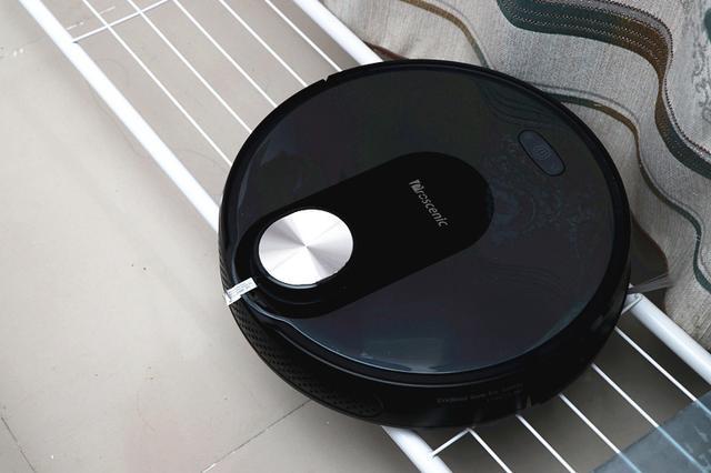 真正告别费时费力的清洁工作,浦桑尼克LDSM6激光扫地机器人