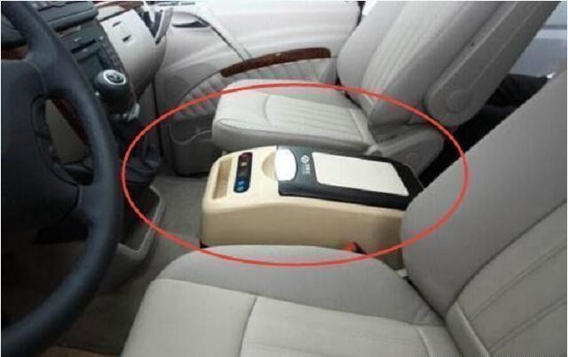 """私家车快点把扶手箱拆掉,换上这些""""装备"""",那叫一个实用高级"""