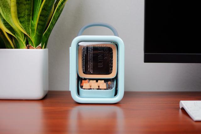 不足500元买个复古台式机:融合了掌机音箱游戏机,复古情怀都有