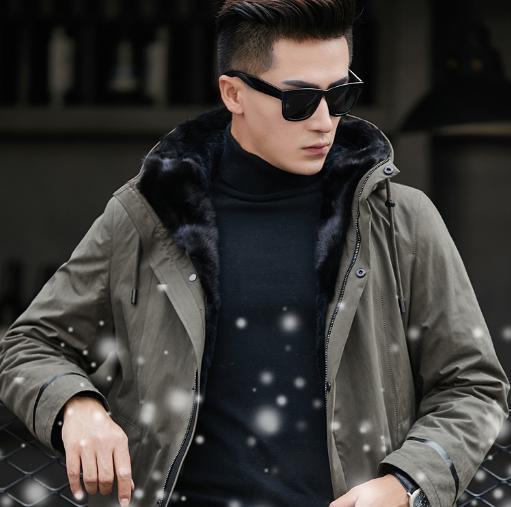 """有一种男装叫:""""特工装"""",滴水成冰不冻身,比西装、夹克帅万倍"""