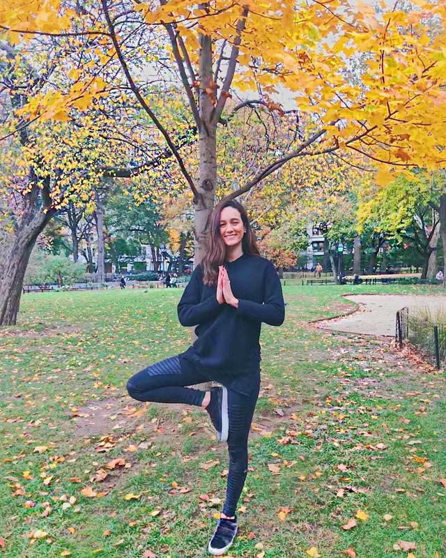 超有效的养生方式,老少皆宜的瑜伽锻炼,很多人都忽视了