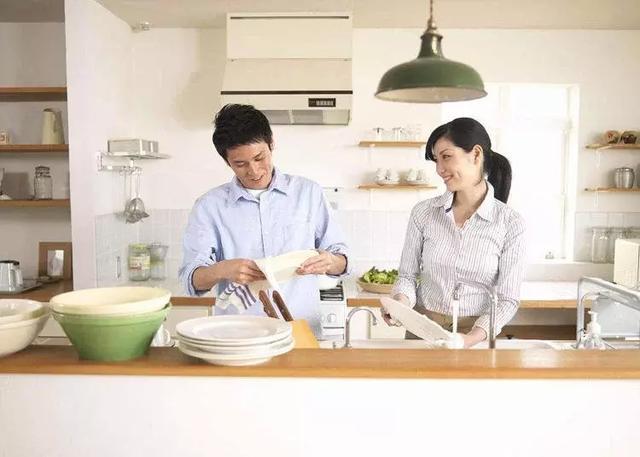 饭后到底谁洗碗?这个世纪问题其实不难啊!