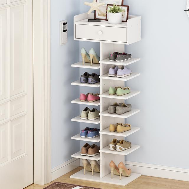 不管工资多少,定要给门口装上这鞋架,小户型巧变大空间