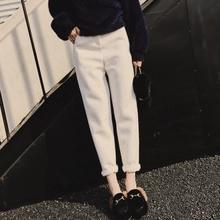 """有一种:""""哈伦裤"""",也叫""""萝卜裤"""",冬天配毛衣,美的没道理"""