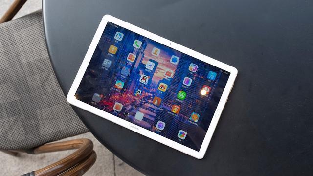 10.8英寸华为平板M6:电脑模式+平行视界,移动办公新方式