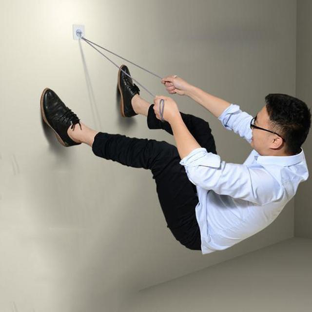 """建议大家:别往墙上打孔了,""""液体钉""""无需打孔,堪比电焊般牢固"""