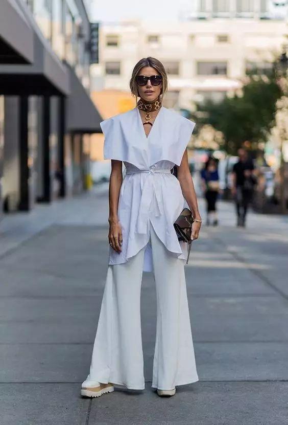女人鞋子穿不对,裤子再合身,裙子再优雅,只会彰显笨重、土气