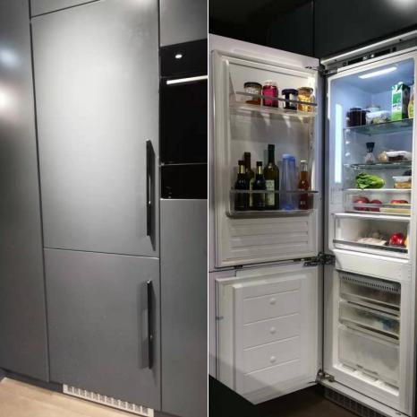 买嵌入式冰箱需要注意什么?超全避坑指南