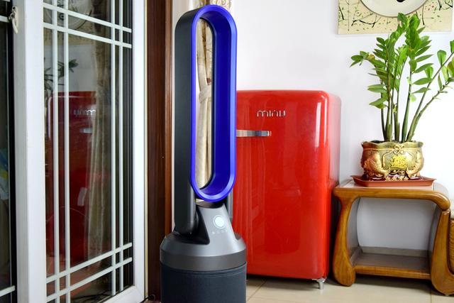 可远程控制的99.9%除菌率无叶风扇,清凉柔风健康安全齐聚