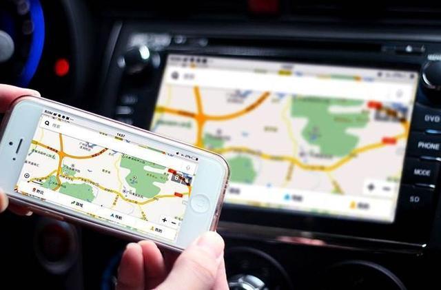开车别低头看导航,教你正确使用手机导航,让你开车更加安全享受