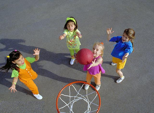 培养运动能力,解锁活力孩童,为未来打下坚实的基础