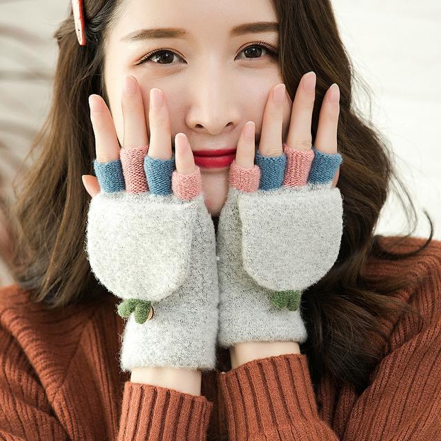 有这5款超好看的保暖手套,双手再也不怕冷了