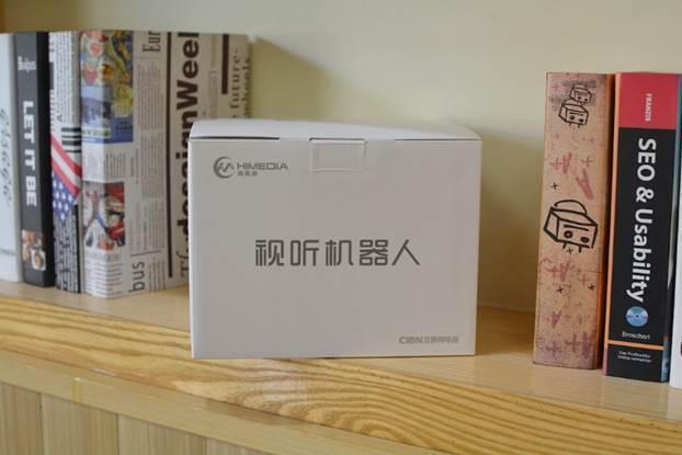 海美迪小白盒开箱评测:开启一站式智能家庭影院